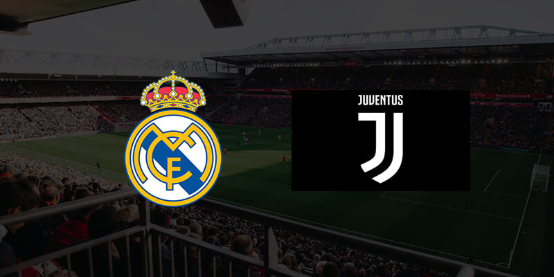 real madrid juventus